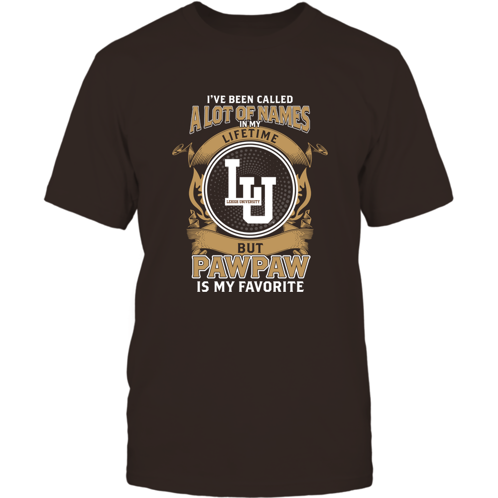 Lehigh Mountain Hawks - My Favorite Name - Pawpaw Front picture