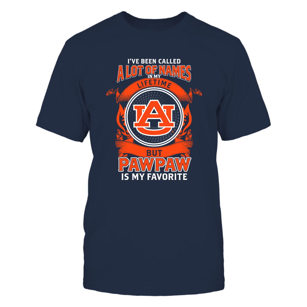 Auburn Tigers - My Favorite Name - Pawpaw Front picture