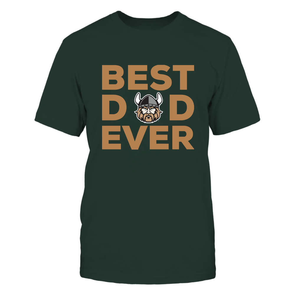 Cleveland State Vikings - Best Dad Ever Front picture
