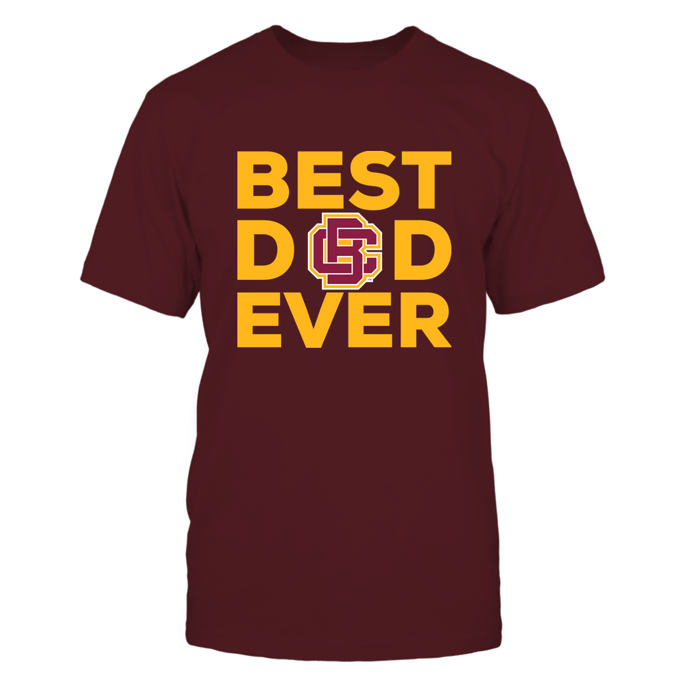Bethune-Cookman Wildcats - Best Dad Ever Front picture