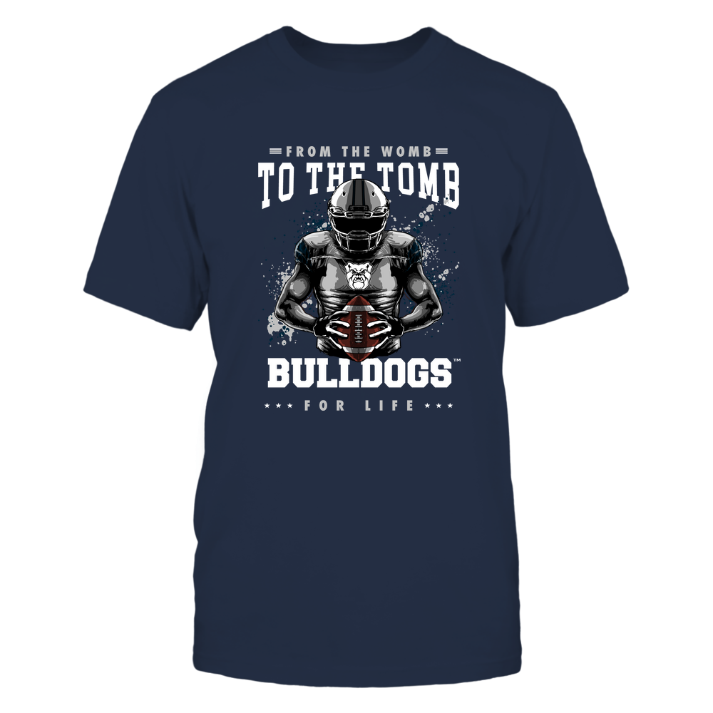Butler Bulldogs - From The Womb To The Tomb Front picture