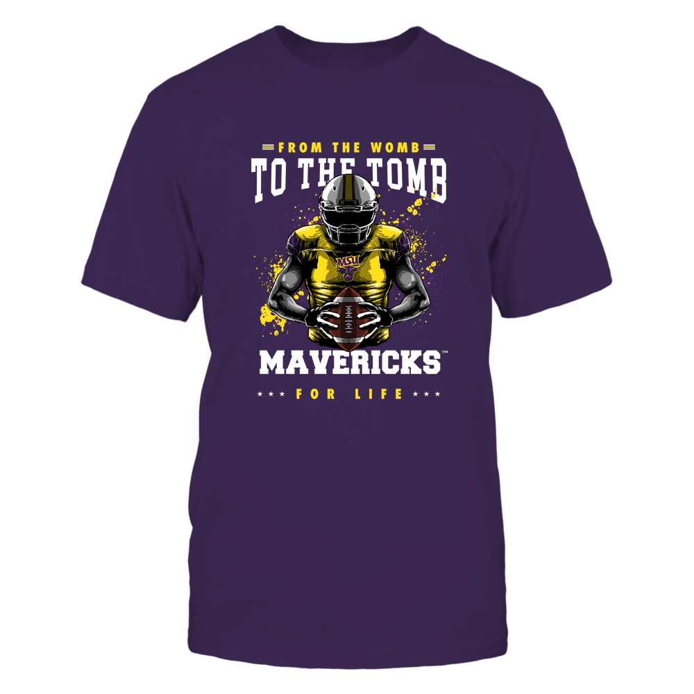 Minnesota State Mavericks - From The Womb To The Tomb Front picture