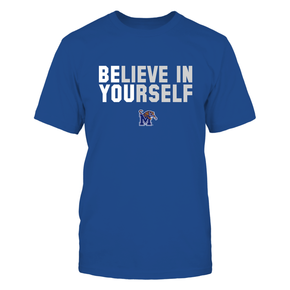 Memphis Tigers - Believe In Yourself Front picture