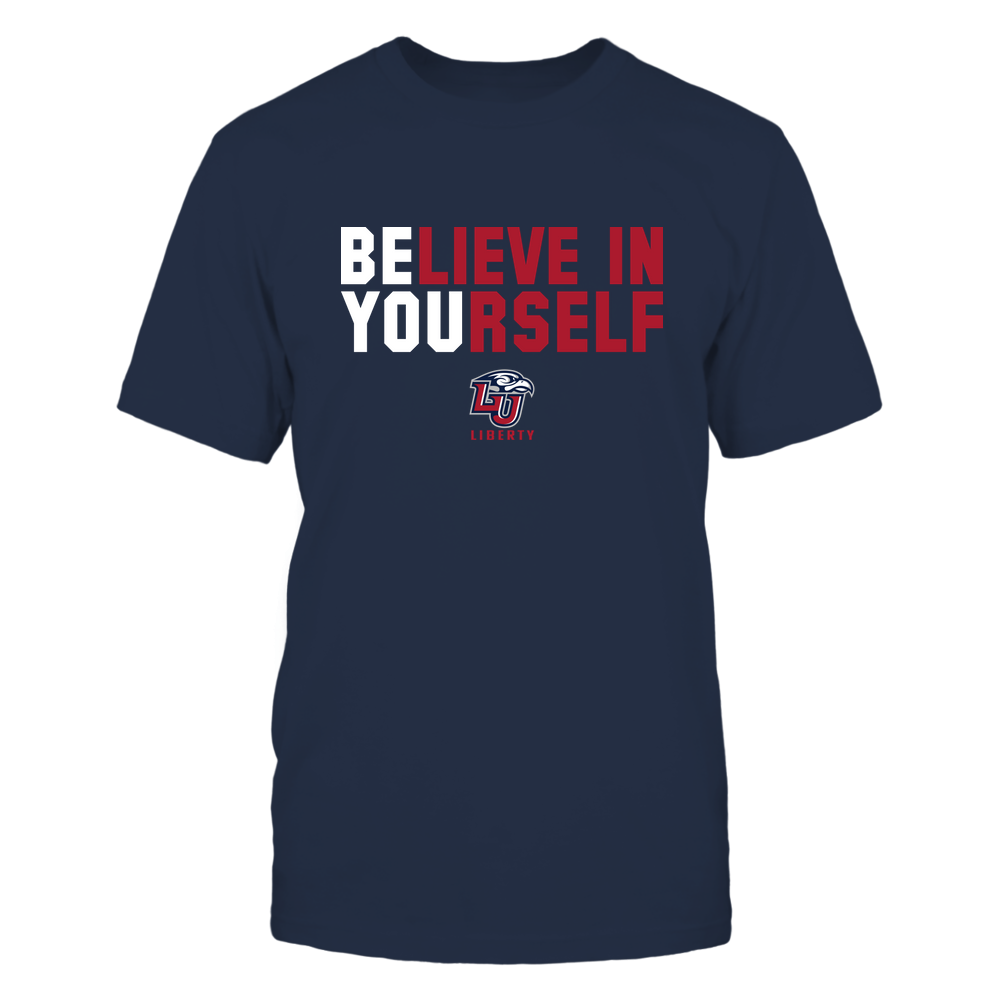 Liberty Flames - Believe In Yourself Front picture