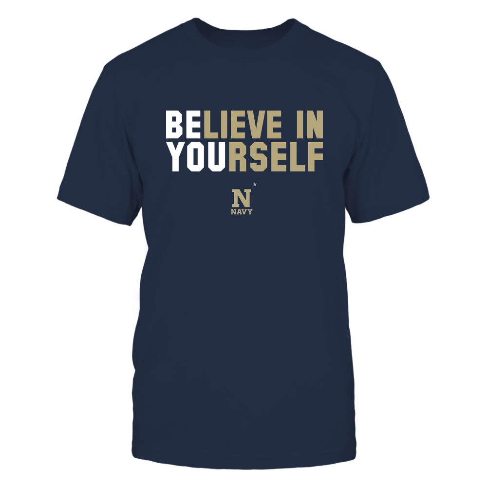 Navy Midshipmen - Believe In Yourself Front picture