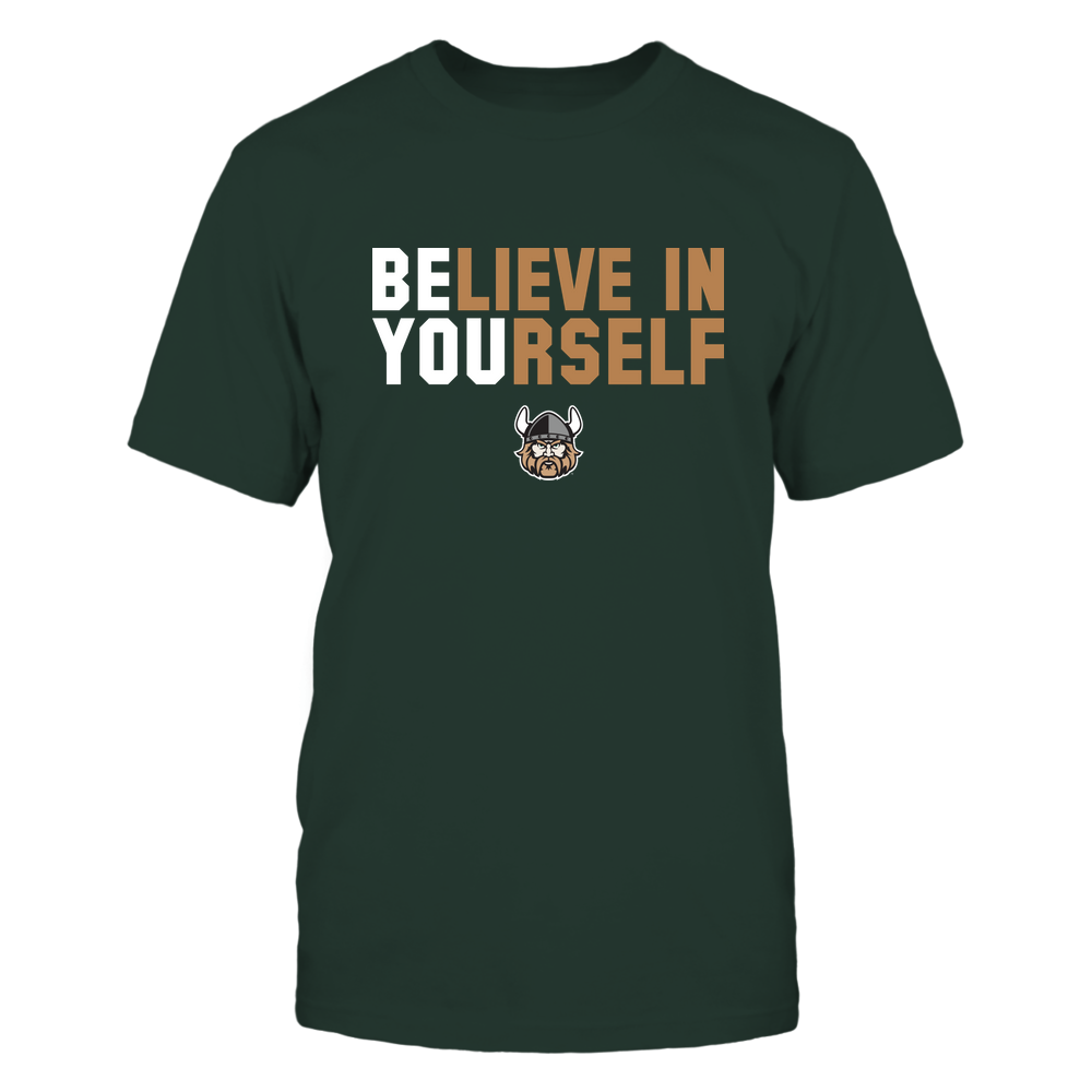 Cleveland State Vikings - Believe In Yourself Front picture