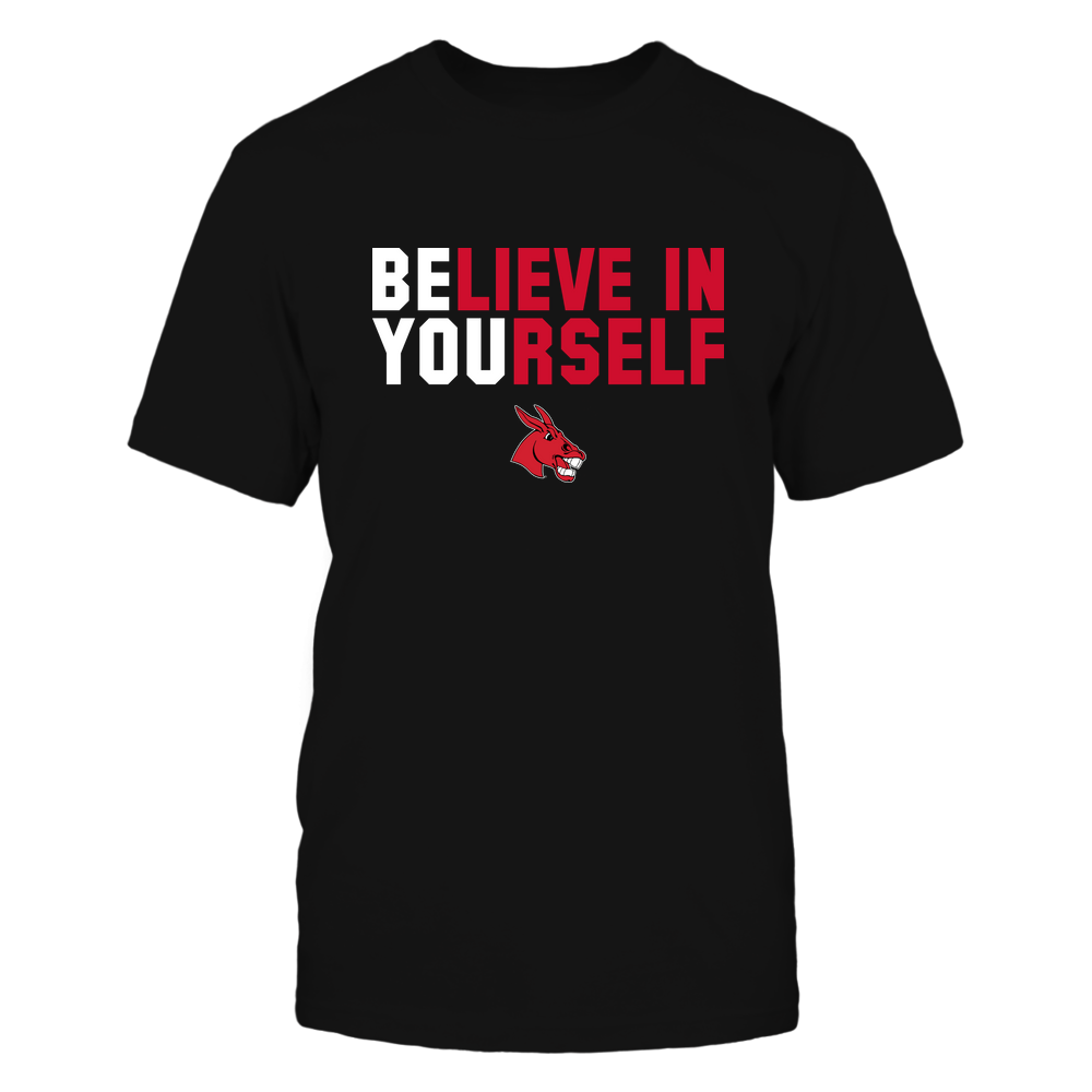 Central Missouri Mules - Believe In Yourself Front picture