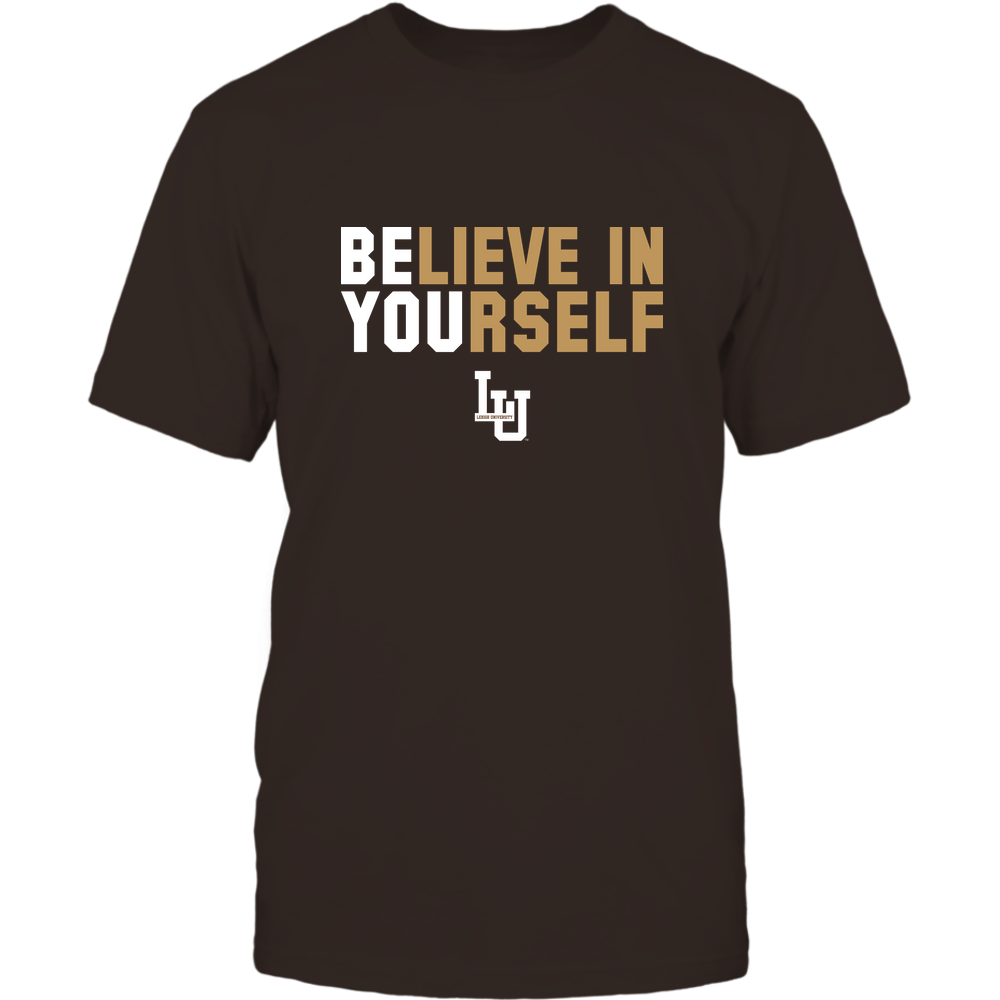 Lehigh Mountain Hawks - Believe In Yourself Front picture