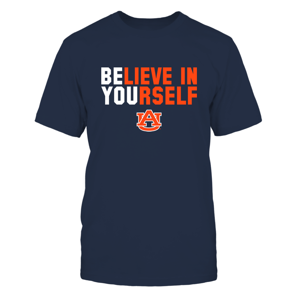 Auburn Tigers - Believe In Yourself Front picture