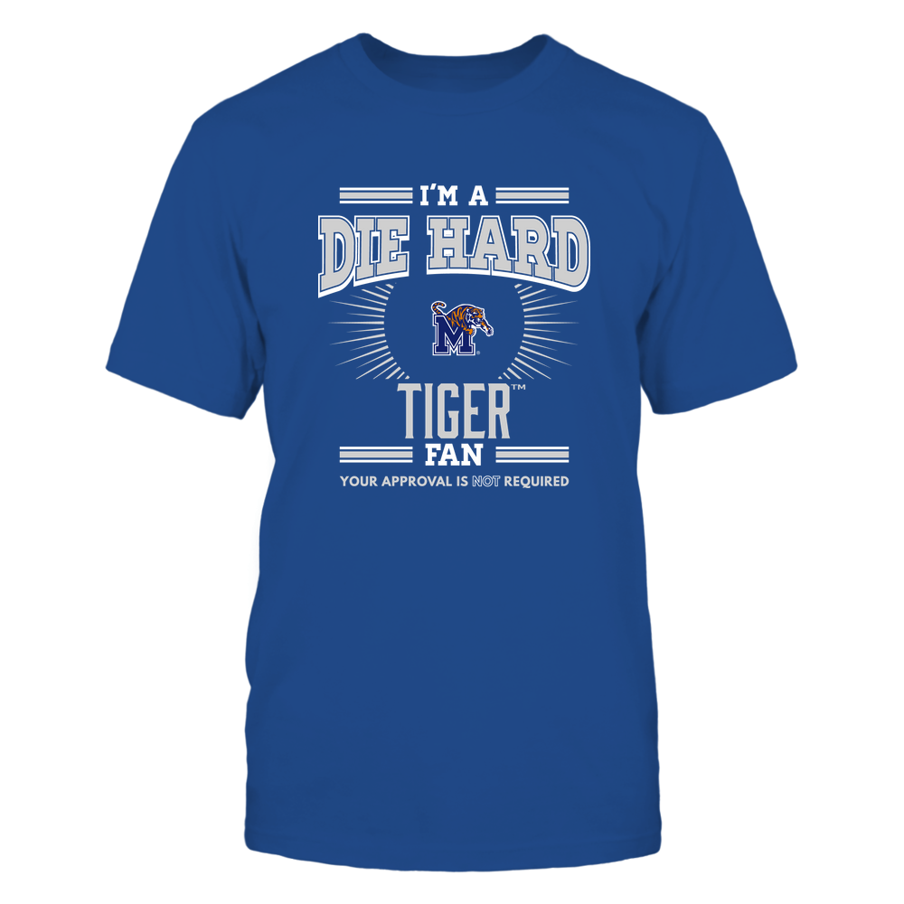 Memphis Tigers - I'm a Die Hard Fan Front picture