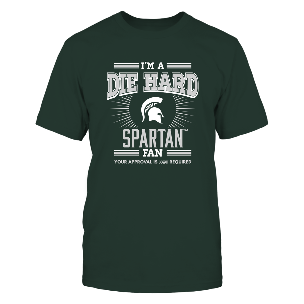 Michigan State Spartans - I'm a Die Hard Fan Front picture