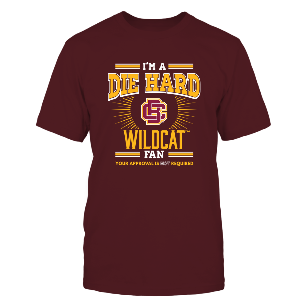Bethune-Cookman Wildcats - I'm a Die Hard Fan Front picture