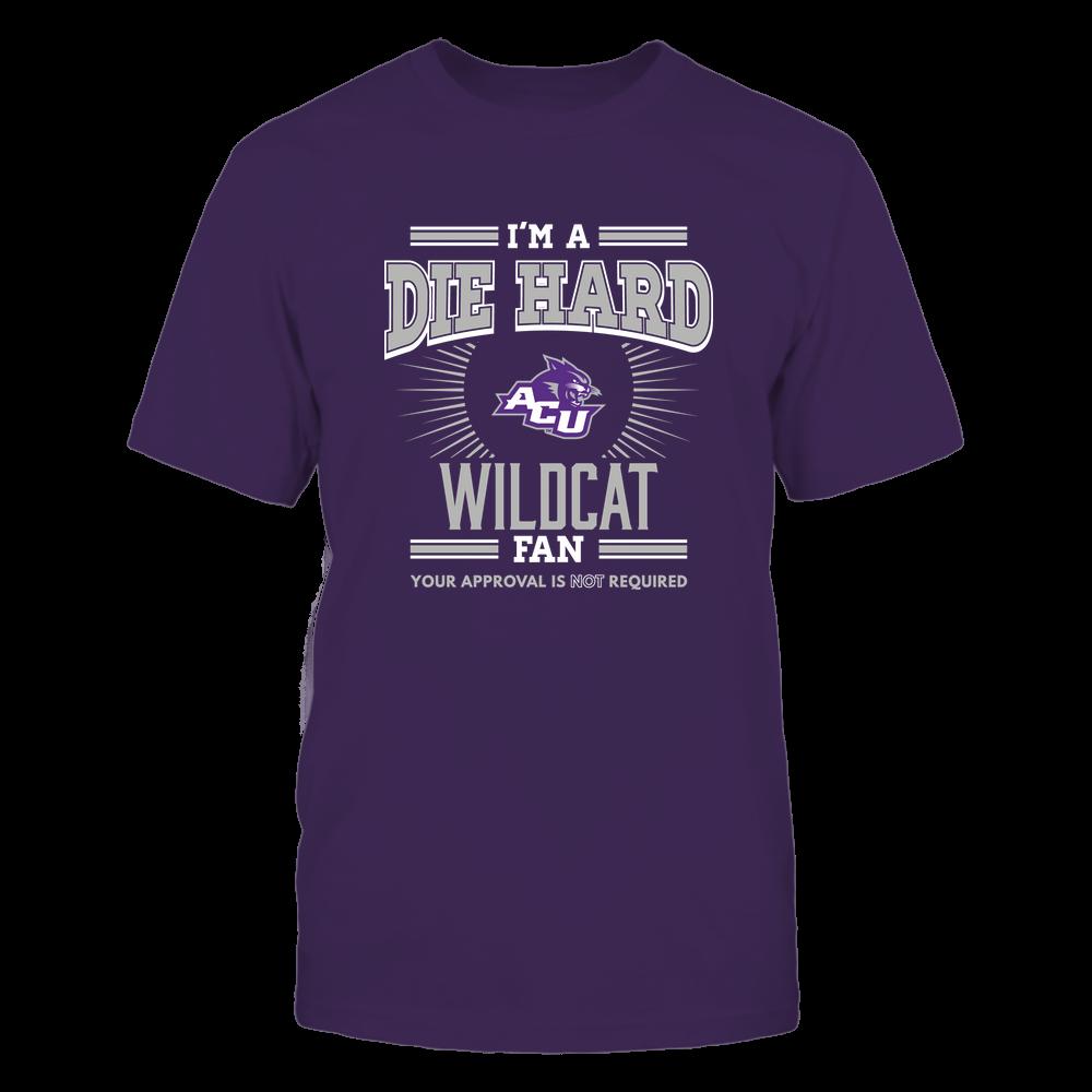 Abilene Christian Wildcats - I'm a Die Hard Fan Front picture