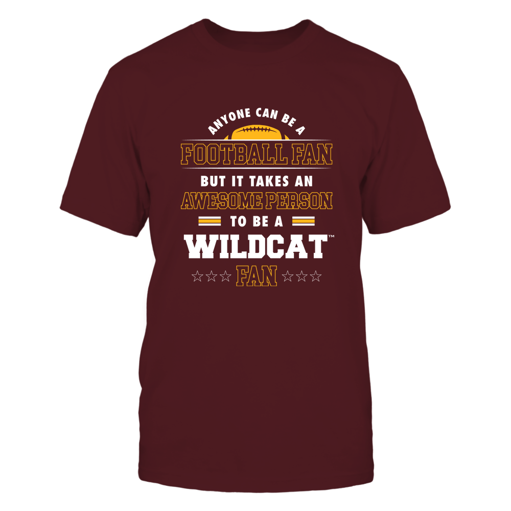 Bethune-Cookman Wildcats - Anyone Can Be A Football Fan Front picture