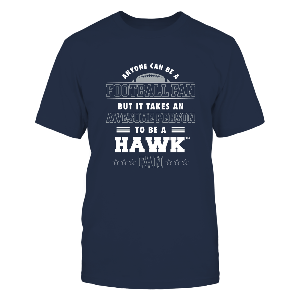 Monmouth Hawks - Anyone Can Be A Football Fan Front picture