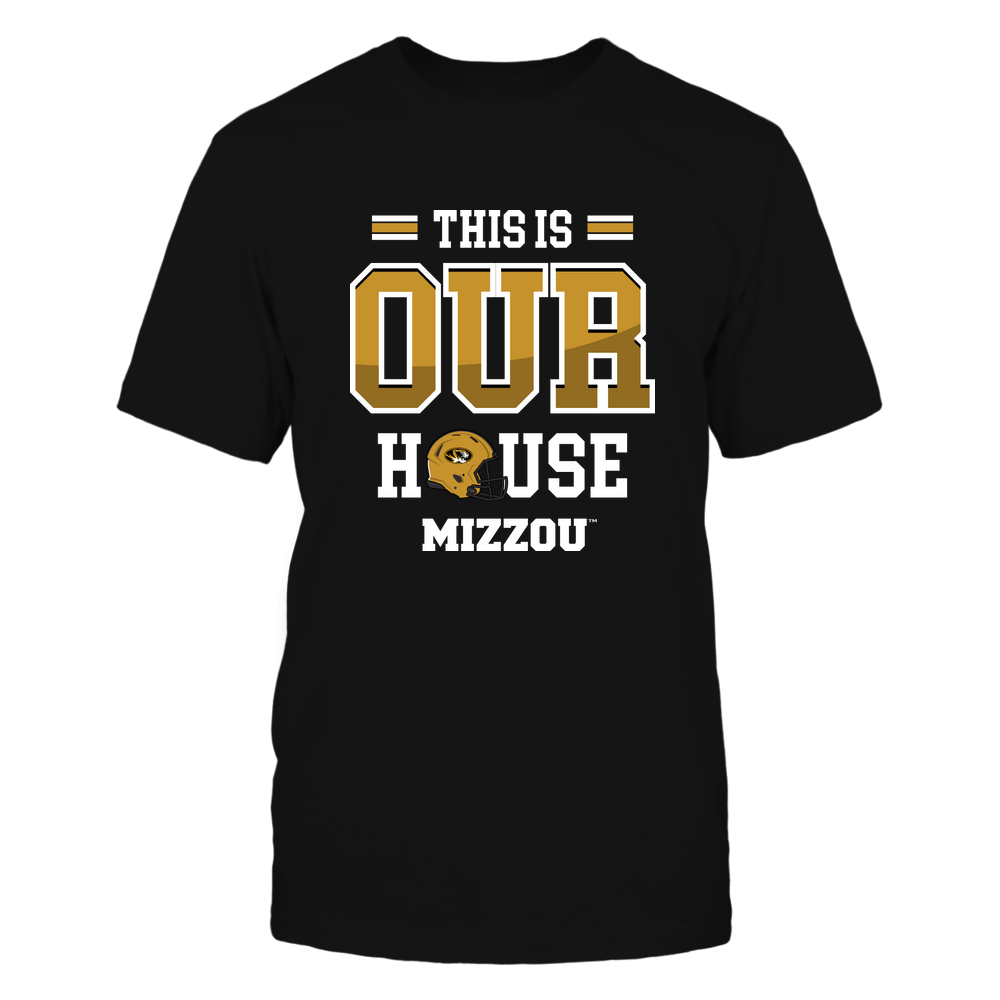 Mizzou Tigers - This Is Our House - Football Front picture