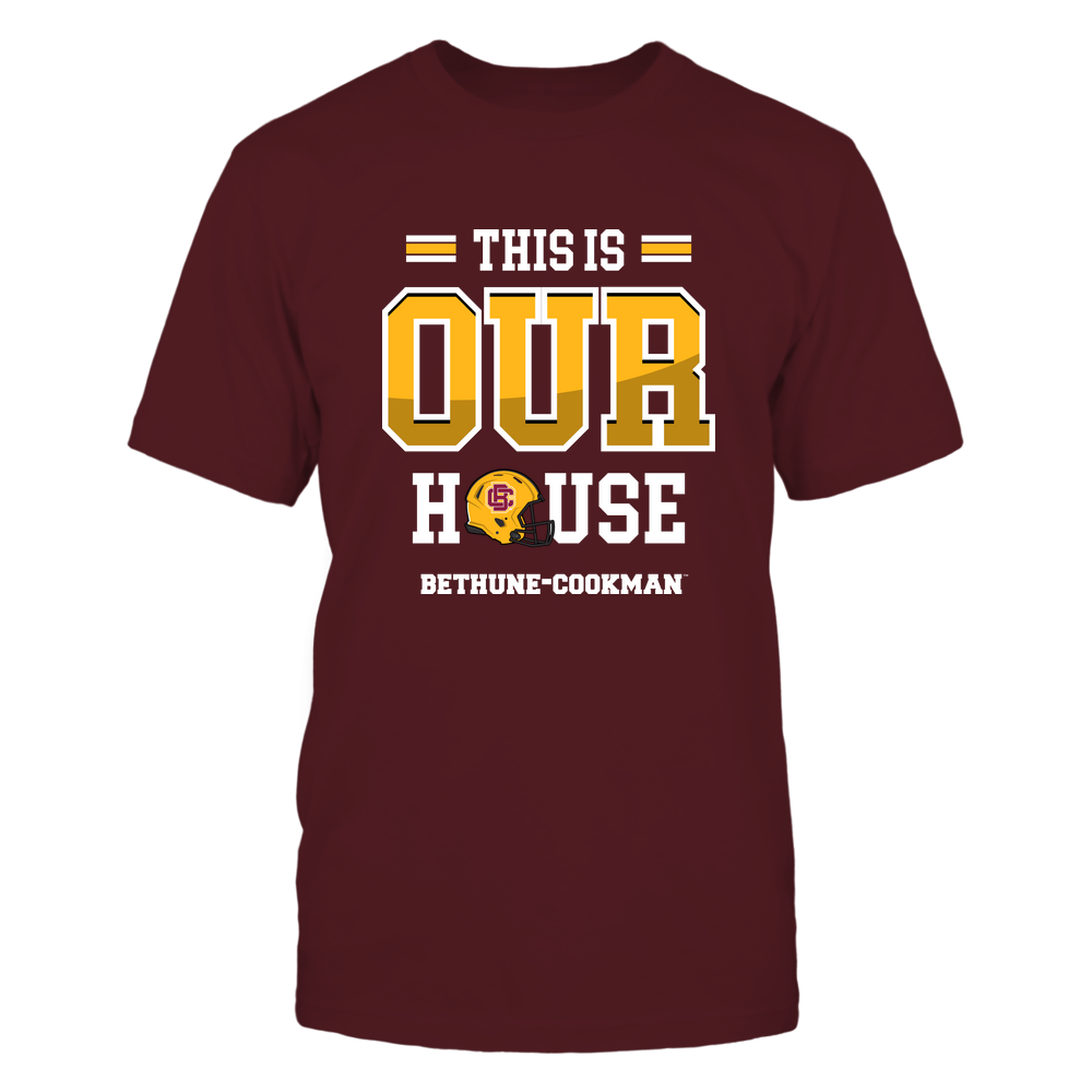 Bethune-Cookman Wildcats - This Is Our House - Football Front picture