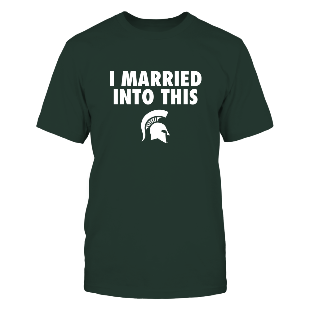 Michigan State Spartans - Married Into This Front picture