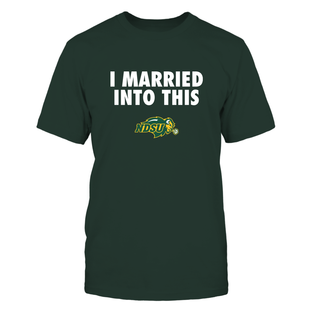 North Dakota State Bison - Married Into This Front picture