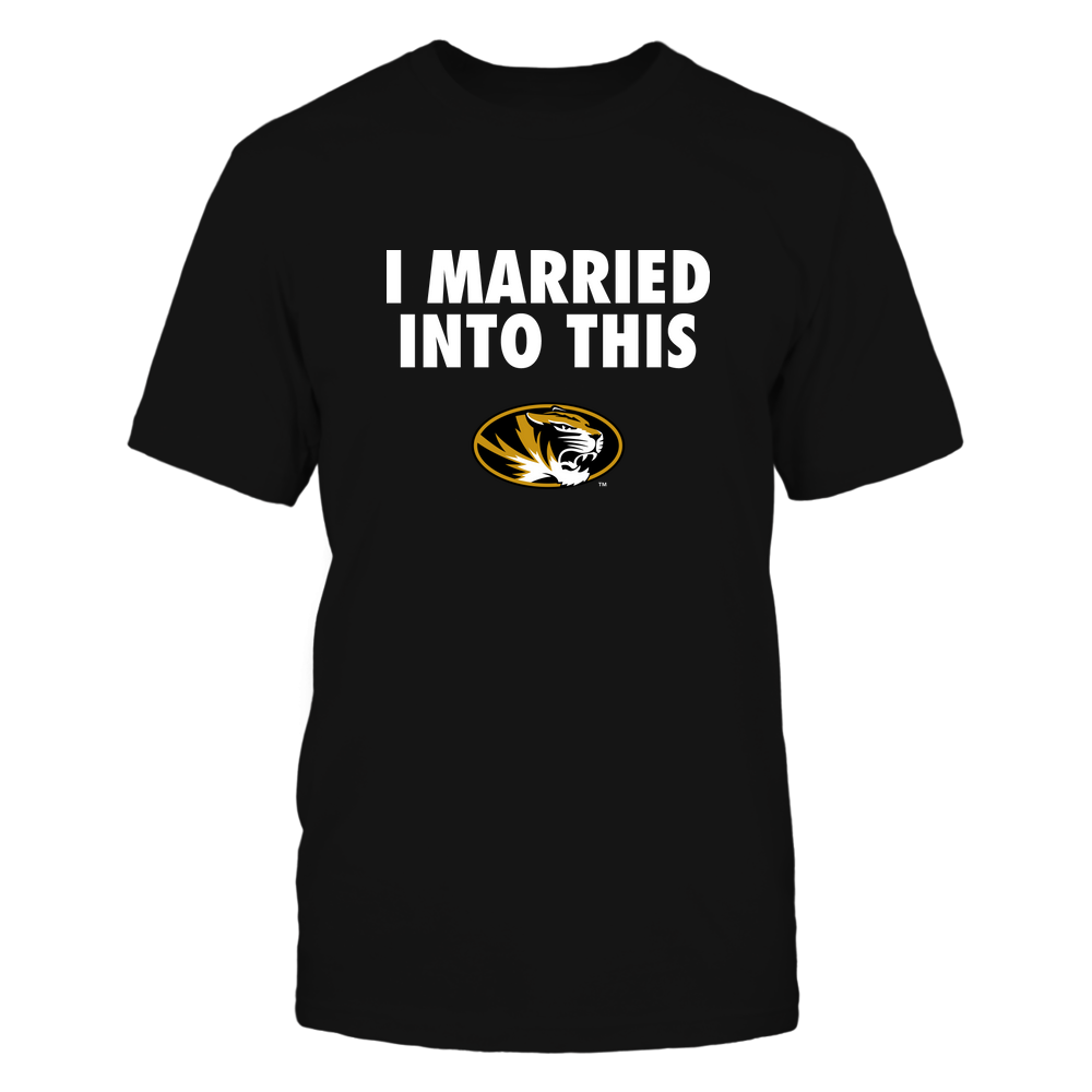 Mizzou Tigers - Married Into This Front picture