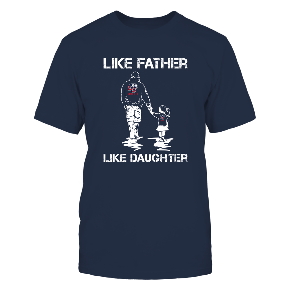 Liberty Flames - LIKE FATHER LIKE DAUGHTER Front picture