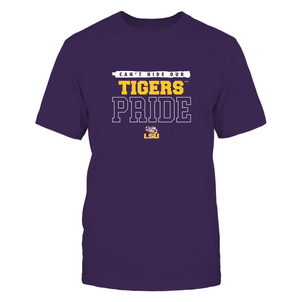 LSU Tigers - Can't Hide Our - Pride Front picture