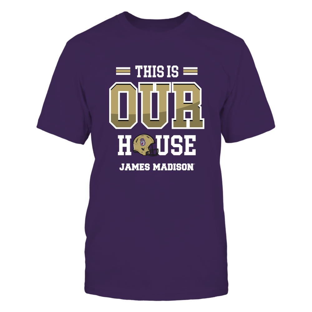 James Madison Dukes - This Is Our House - Football Front picture
