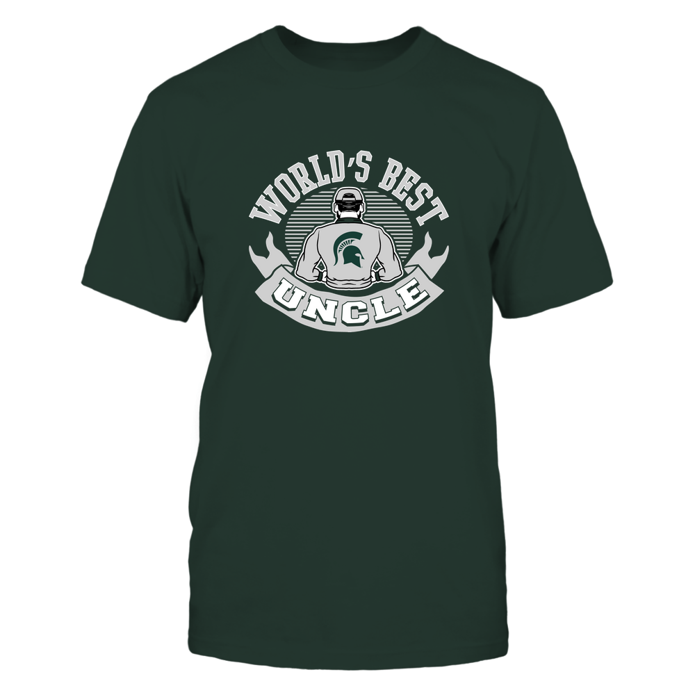 Michigan State Spartans - World's Best Uncle Front picture