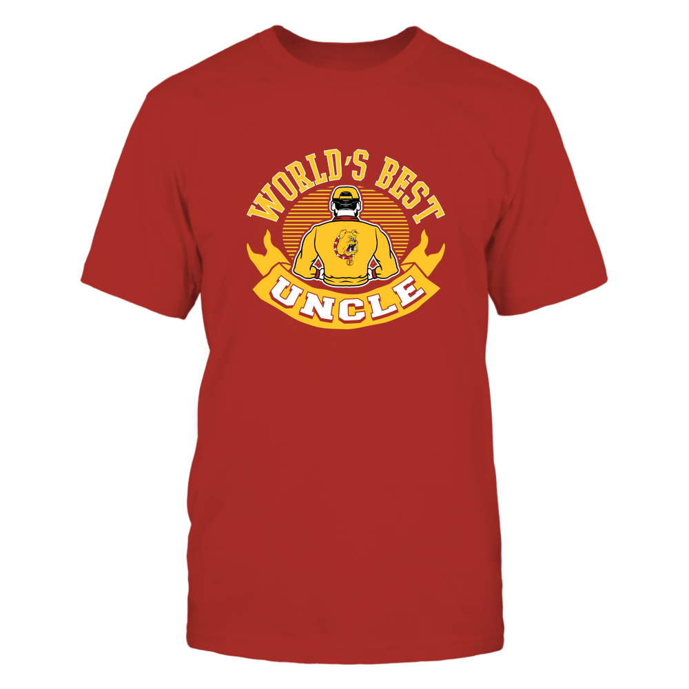 Ferris State Bulldogs - World's Best Uncle Front picture