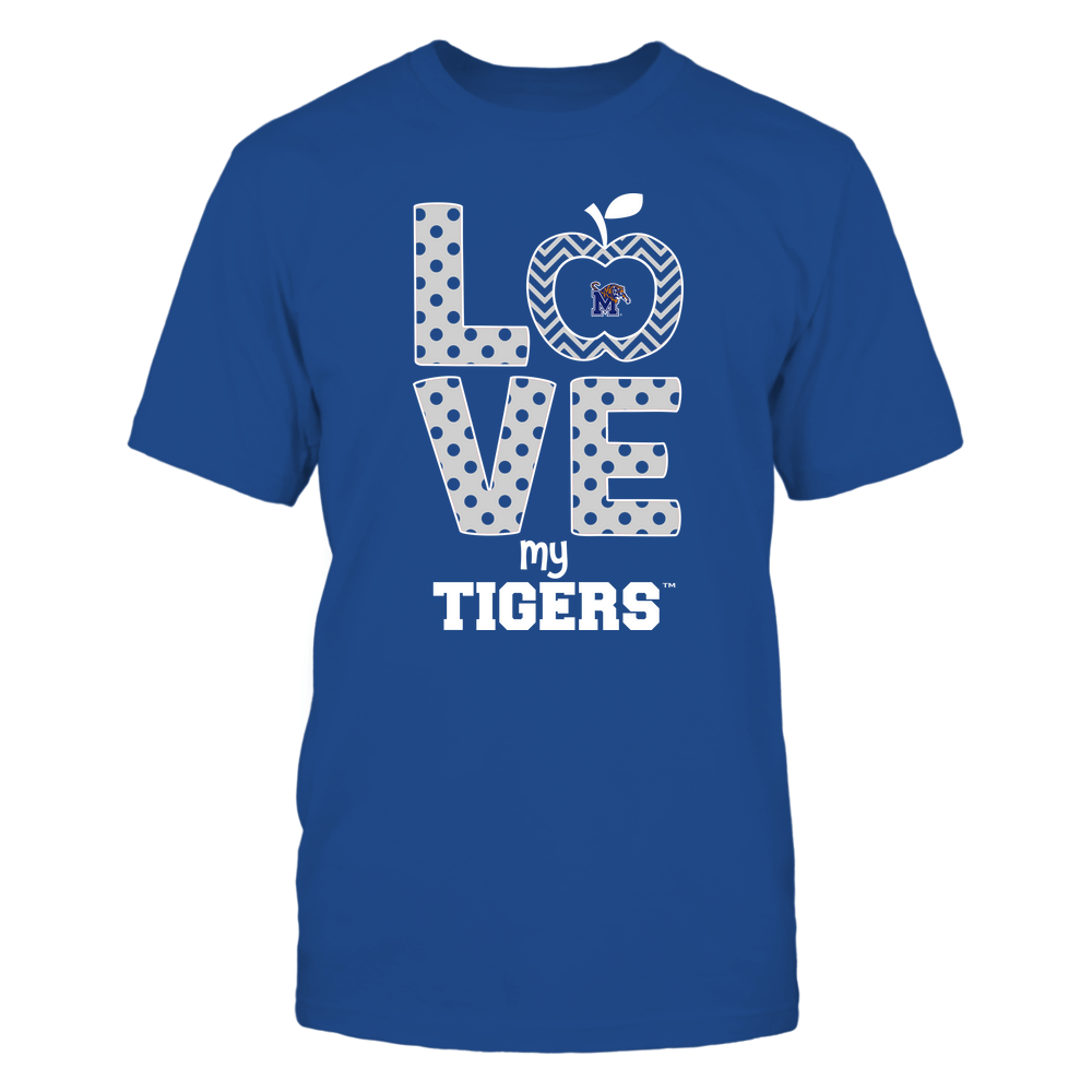 Memphis Tigers - Love Front picture