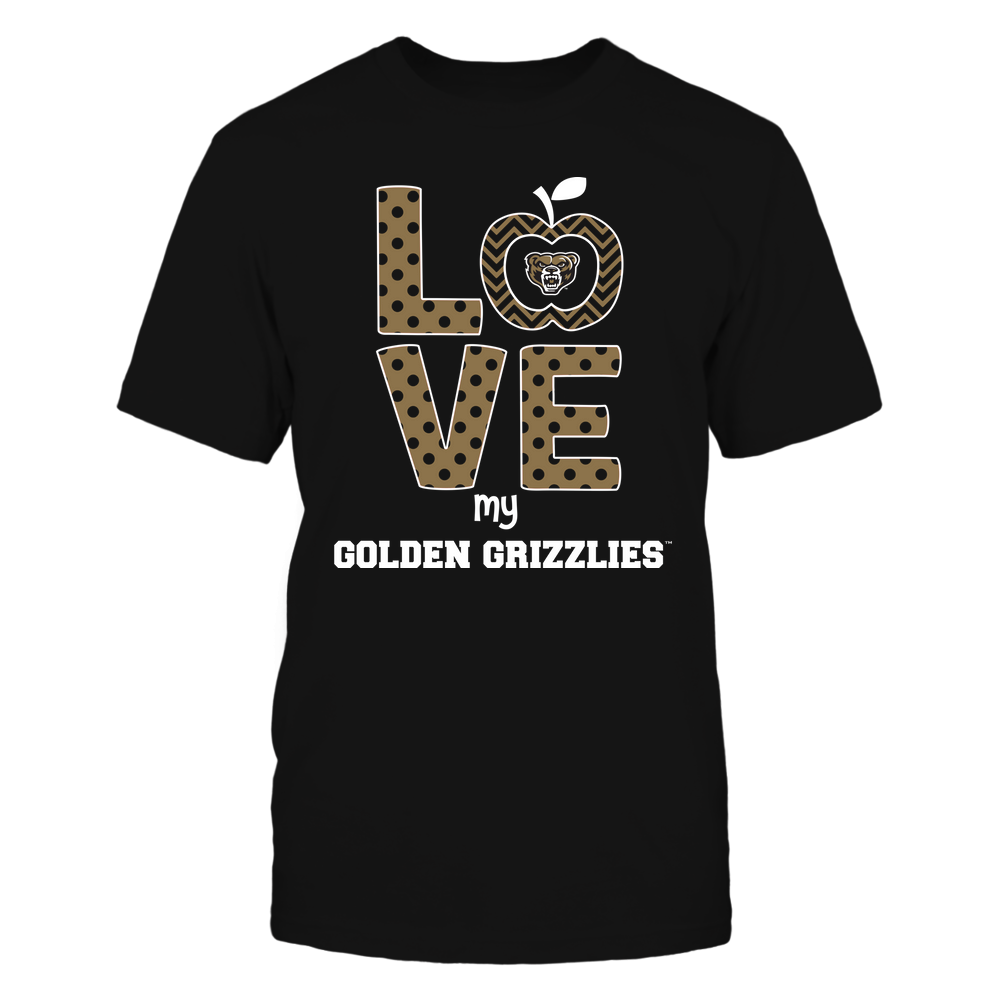 Oakland Golden Grizzlies - Love Front picture