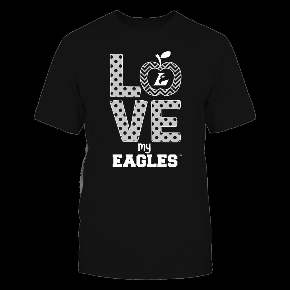Wisconsin-La Crosse Eagles - Love Front picture