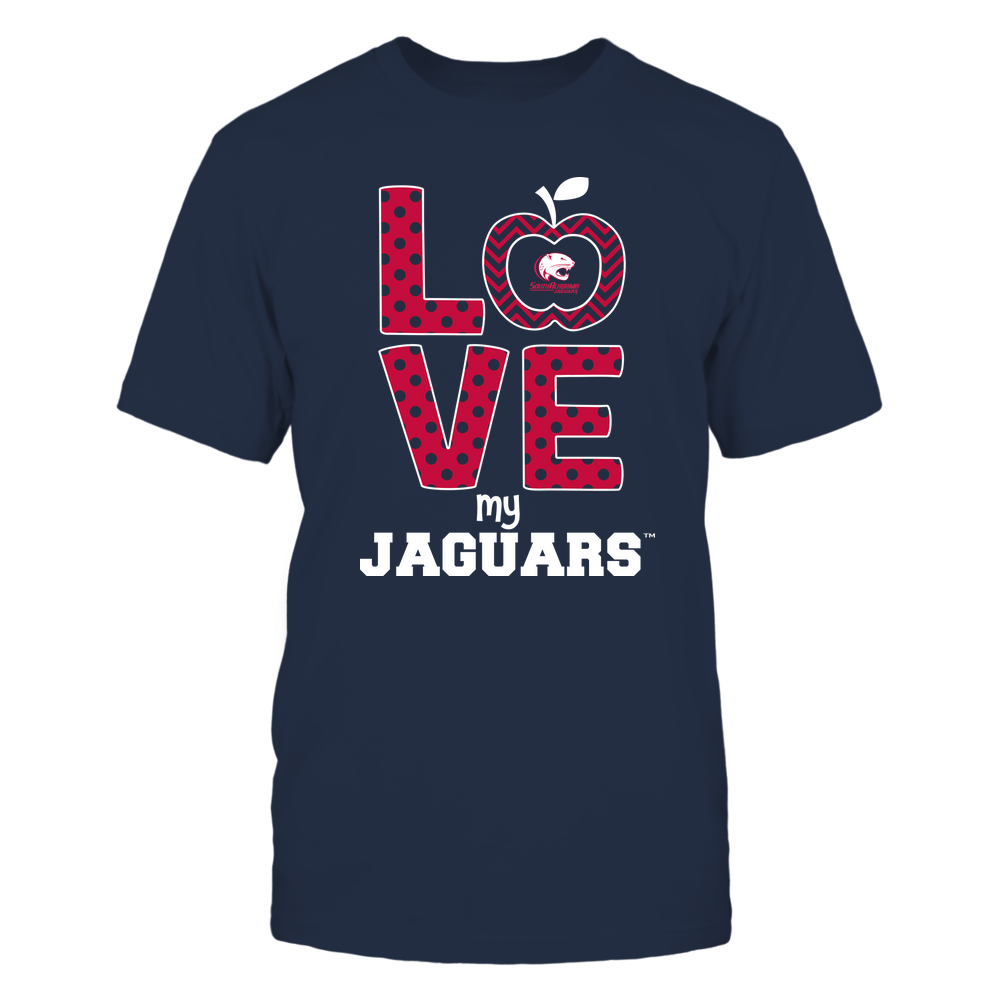 South Alabama Jaguars - Love Front picture