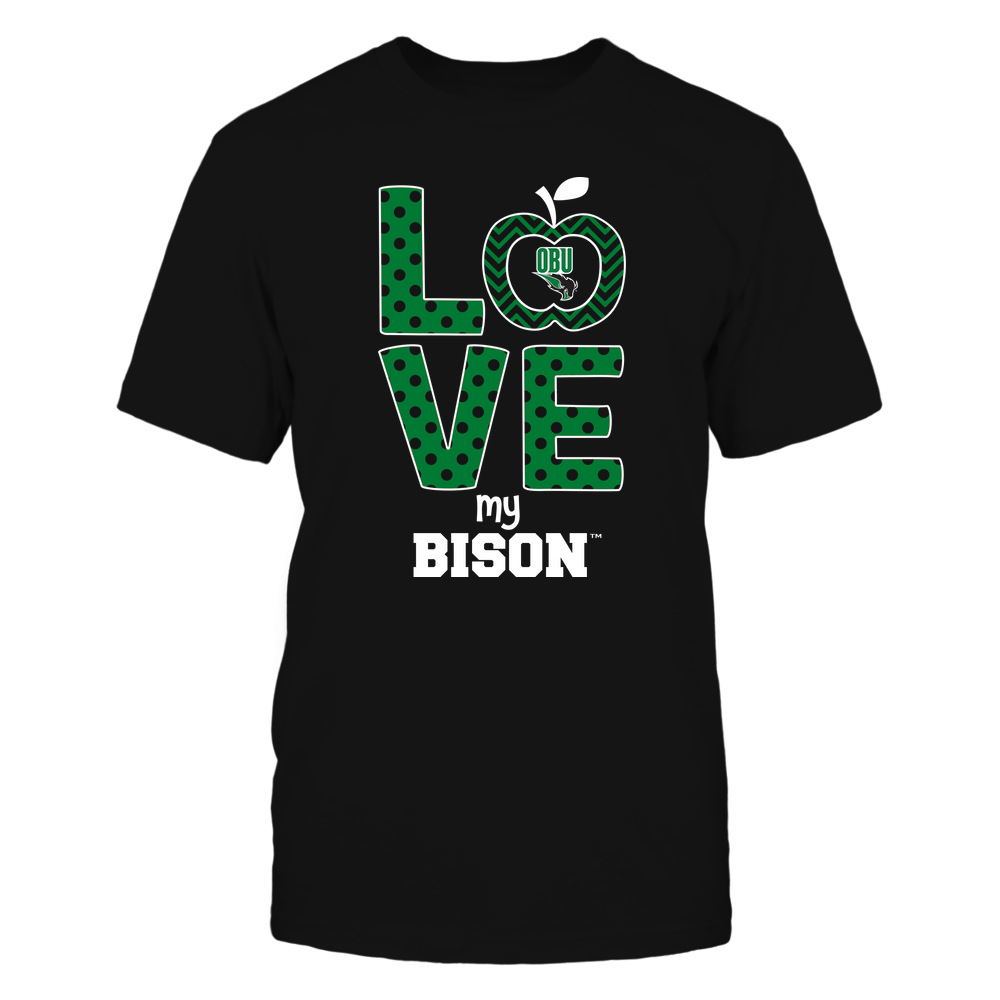 Oklahoma Baptist Bison - Love Front picture