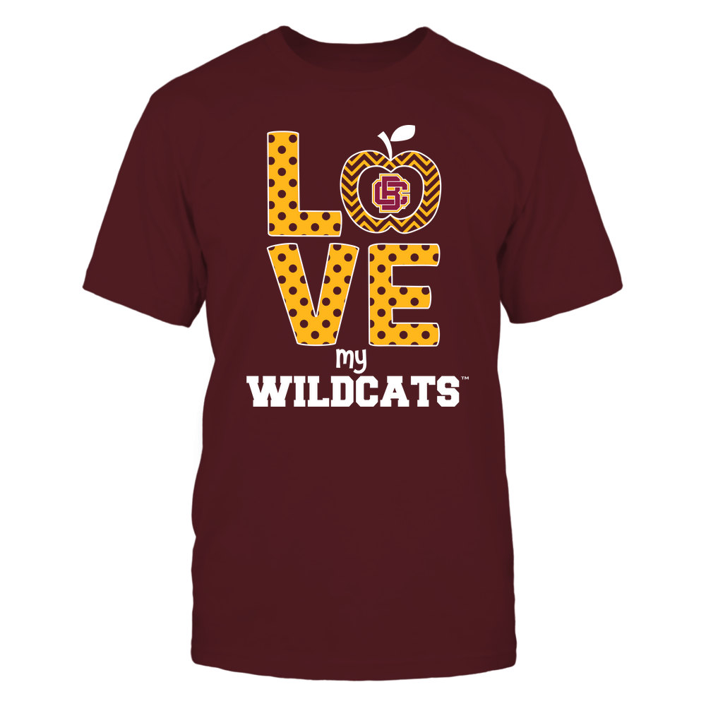 Bethune-Cookman Wildcats - Love Front picture