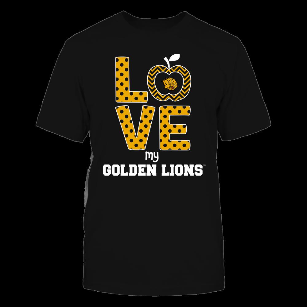 Arkansas Pine Bluff Golden Lions - Love Front picture