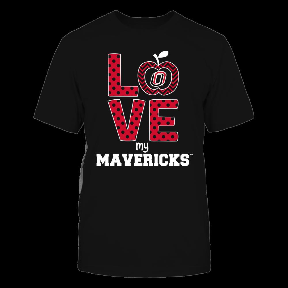 Nebraska Omaha Mavericks - Love Front picture