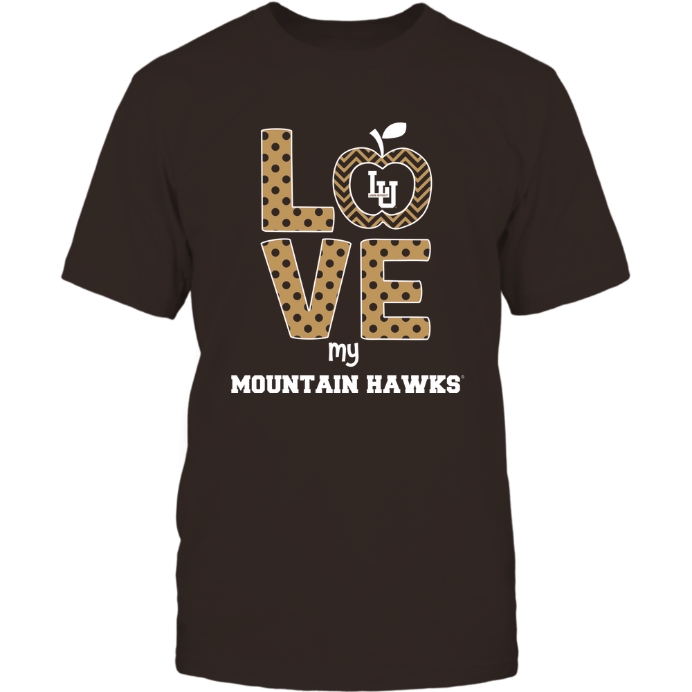 Lehigh Mountain Hawks - Love Front picture