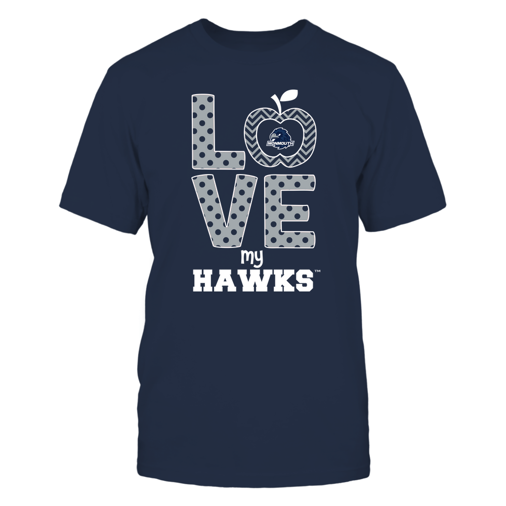 Monmouth Hawks - Love Front picture