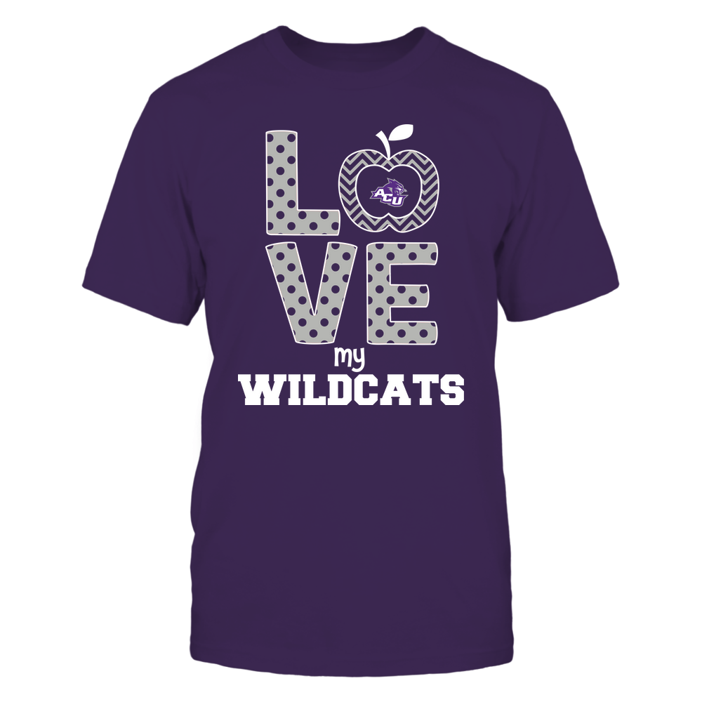 Abilene Christian Wildcats - Love Front picture