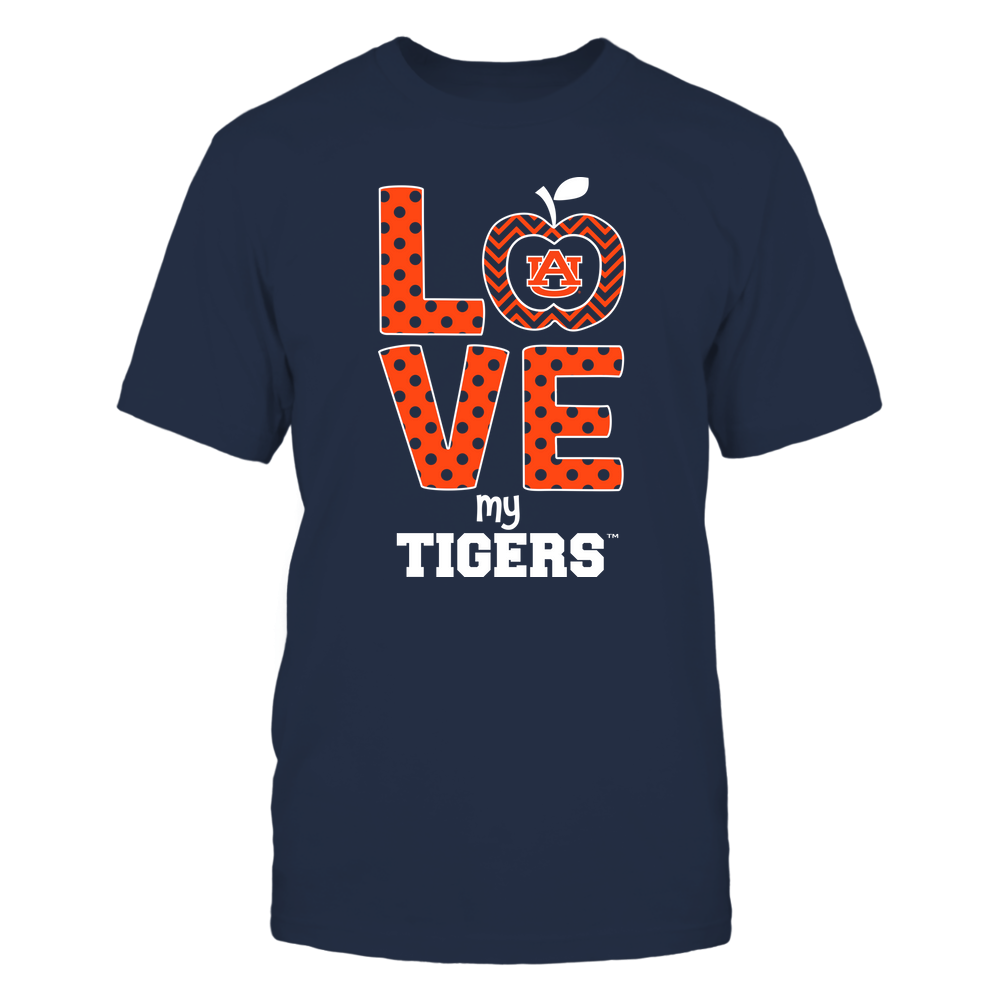 Auburn Tigers - Love Front picture