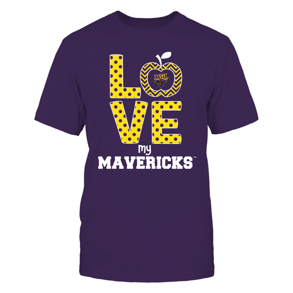 Minnesota State Mavericks - Love Front picture