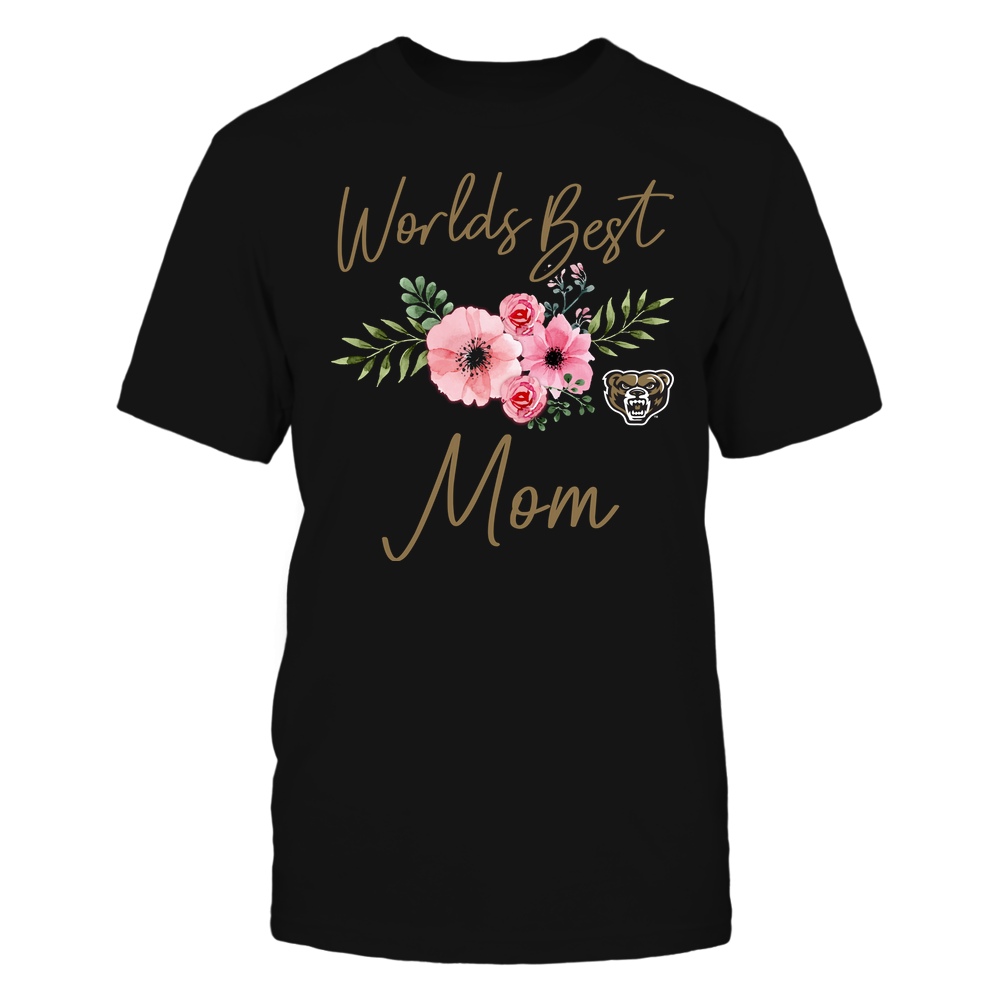Oakland Golden Grizzlies - Worlds Best Mom Front picture