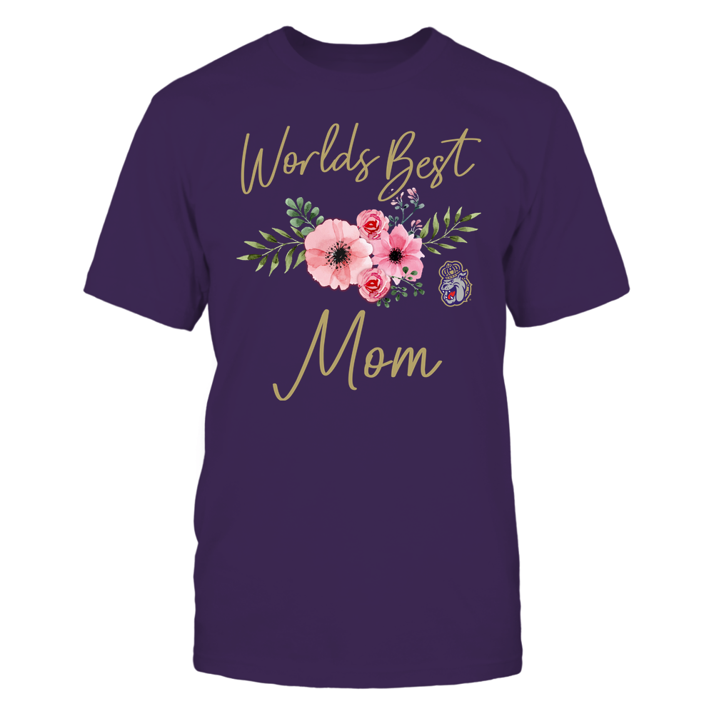 James Madison Dukes - Worlds Best Mom Front picture