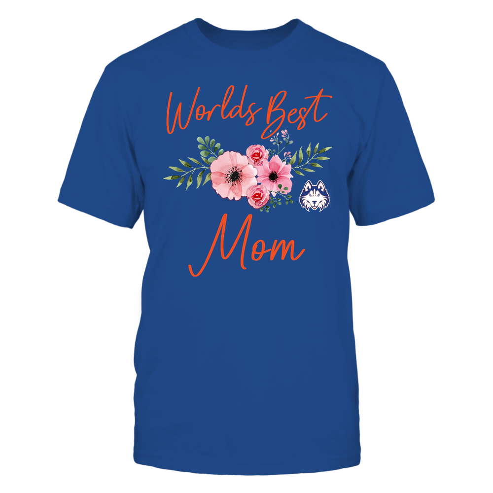 Houston Baptist Huskies - Worlds Best Mom Front picture