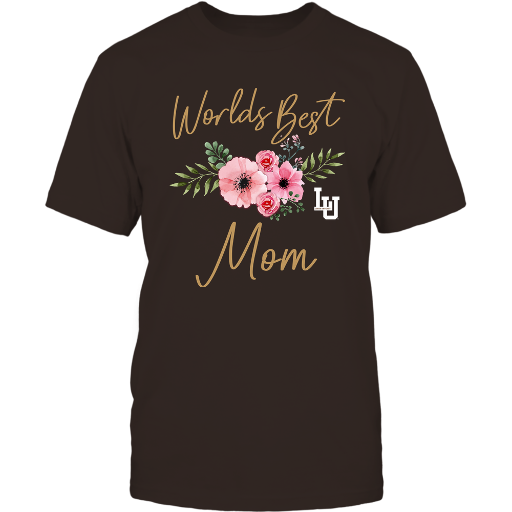 Lehigh Mountain Hawks - Worlds Best Mom Front picture