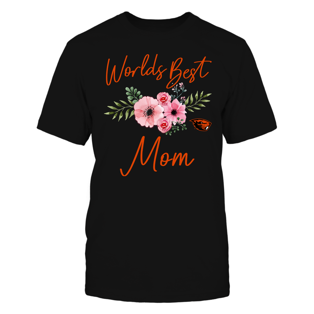 Oregon State Beavers - Worlds Best Mom Front picture