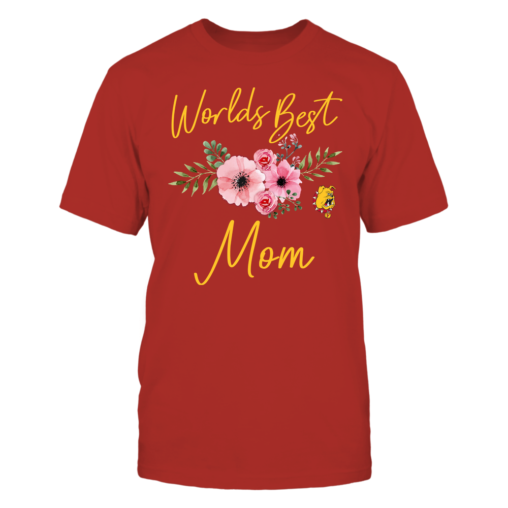 Ferris State Bulldogs - Worlds Best Mom Front picture