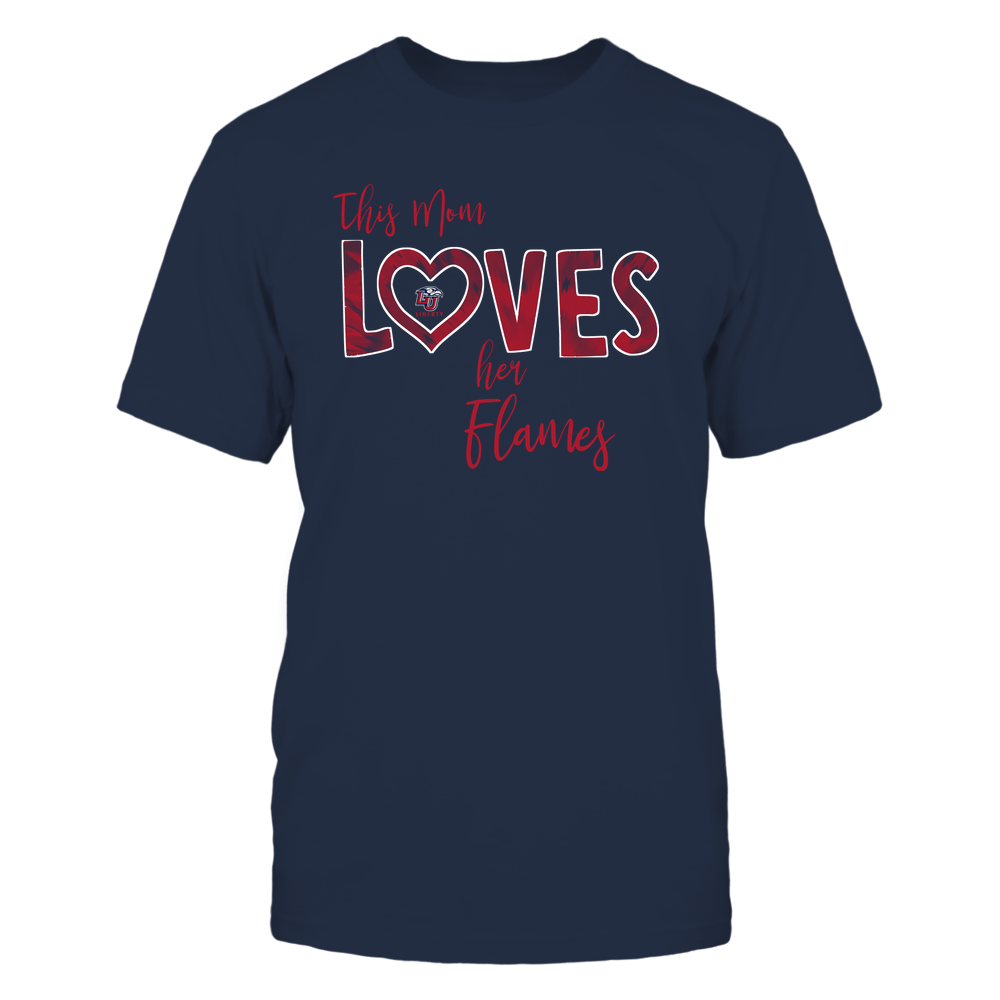 Liberty Flames - This Mom Loves Her Front picture