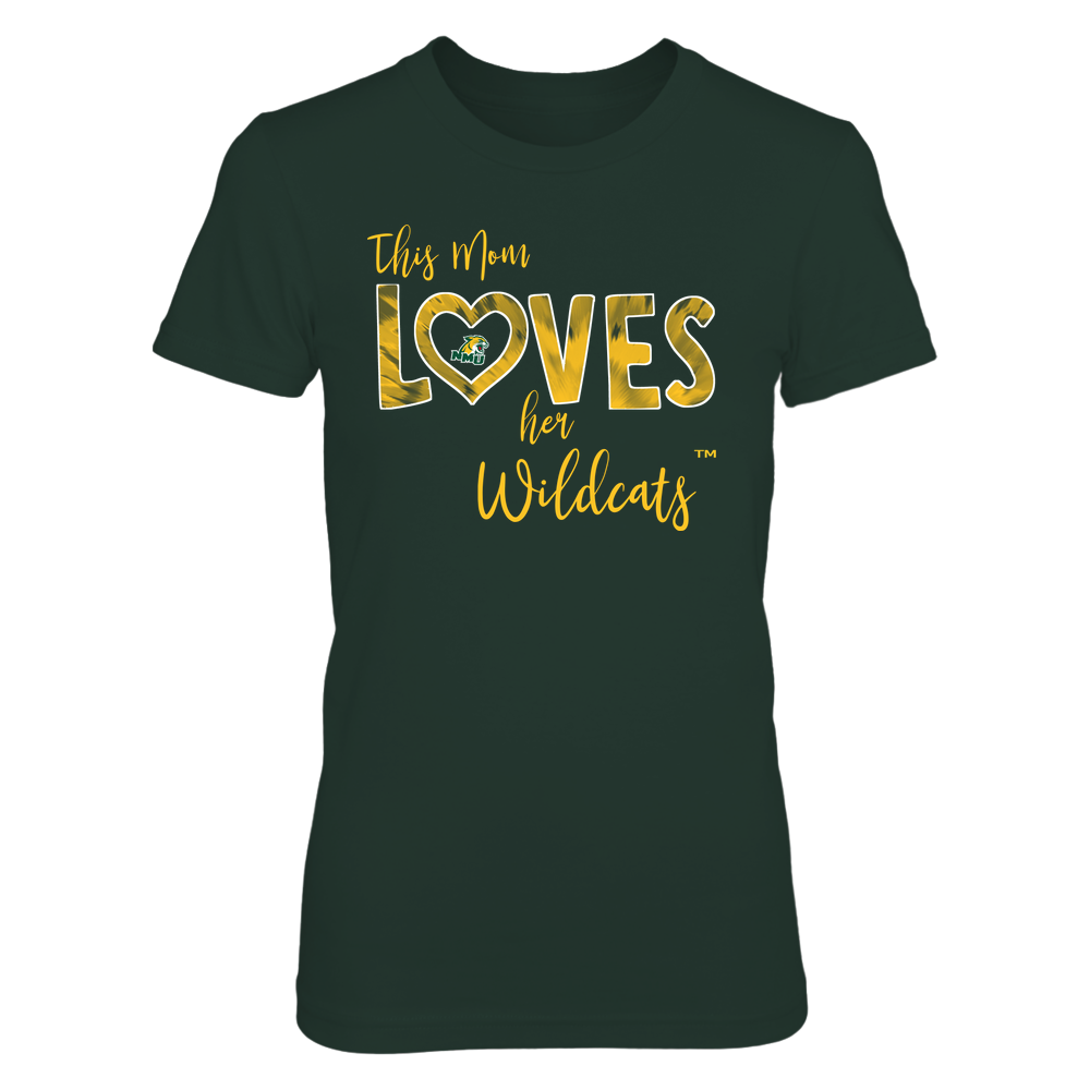 Northern Michigan Wildcats - This Mom Loves Her Front picture